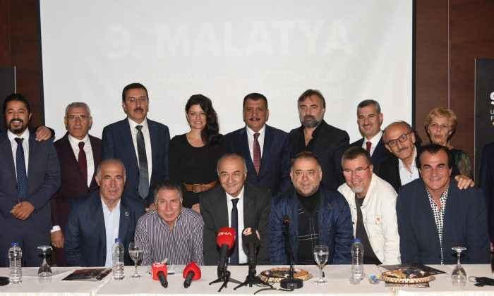 Malatya Uluslararası Film Festivali tanıtım yapıldı