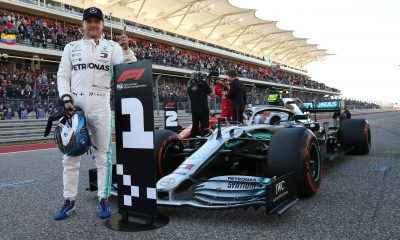 Hamilton 6. kez dünya şampiyonu oldu