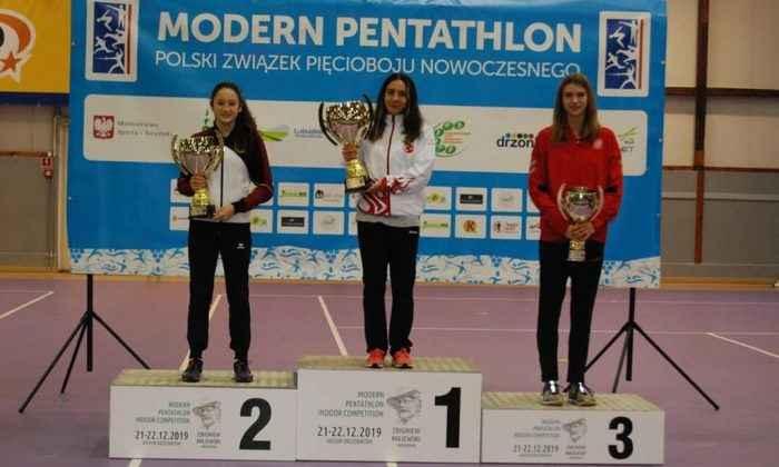 Milli sporcu İpek'ten Polonya'da altın madalya