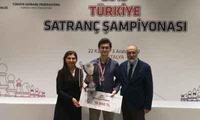 'Büyük usta' Vahap Şanal Türkiye şampiyonu oldu