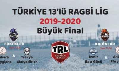 Türkiye Ragbi Lig Sezonu'nun Şampiyonları,  Maltepe'de Büyük Final ile belli oluyor