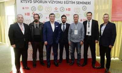 """""""Sporun Vizyonu Eğitim Semineri"""" tamamlandı"""