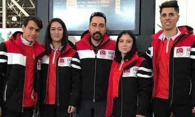 Curlingde Olimpiyat heyecanı