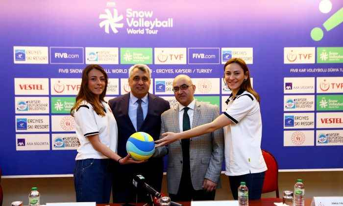 2020 FIVB Kar Voleybolu Dünya Turu'na doğru