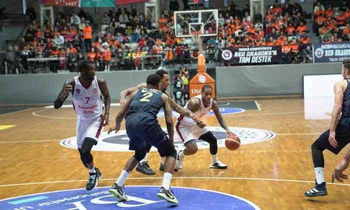 Bahçeşehir 13. mağlubiyetini aldı