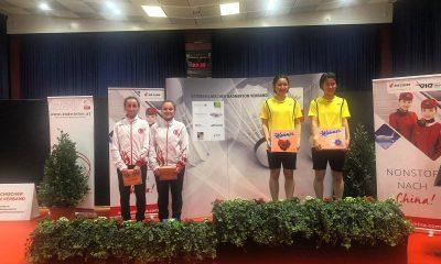 Badminton Milli Takımından 2 madalya