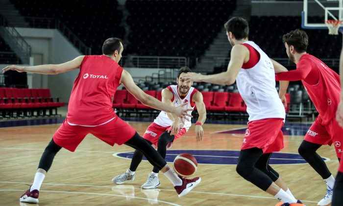 Basketbolda milli heyecan başlıyor
