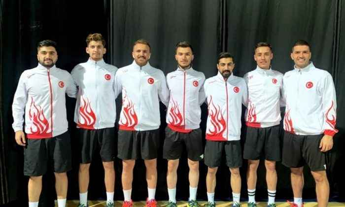 Avrupa Takımlar Badminton Şampiyonası sürüyor