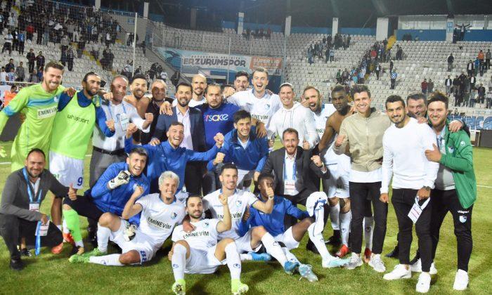 Erzurumspor'a şampiyonluk primi müjdesi