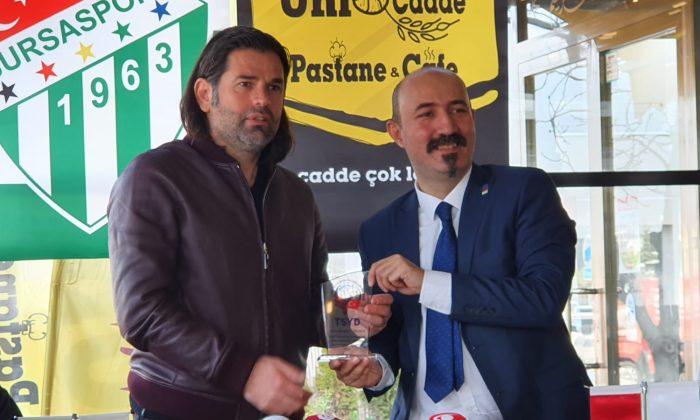 Bursaspor'un yeri süper lig