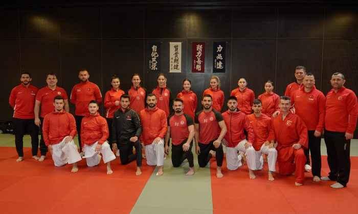 Milli Karateciler Salzburg'da tatamiye çıkıyor