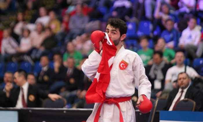 Ömer Faruk Ateş, Avrupa Şampiyonu