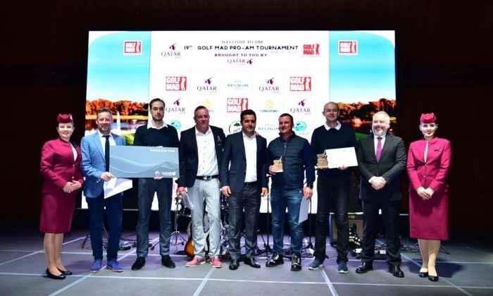 Qatar Airways,19. Golf MAD PRO AM Turnuvası'nın sponsoru oldu
