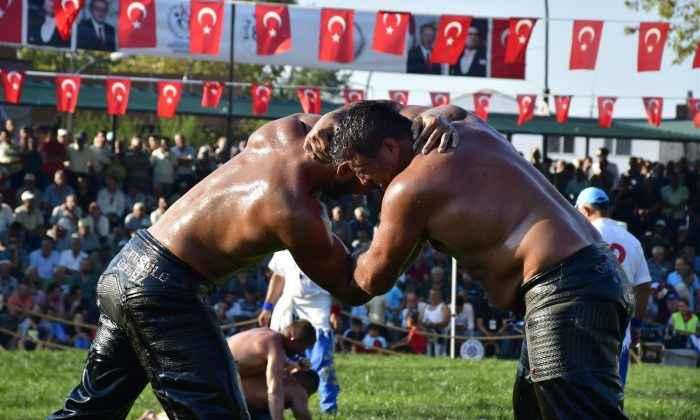 Türkiye Yağlı Güreş Kurultayı Ankara'da yapılacak