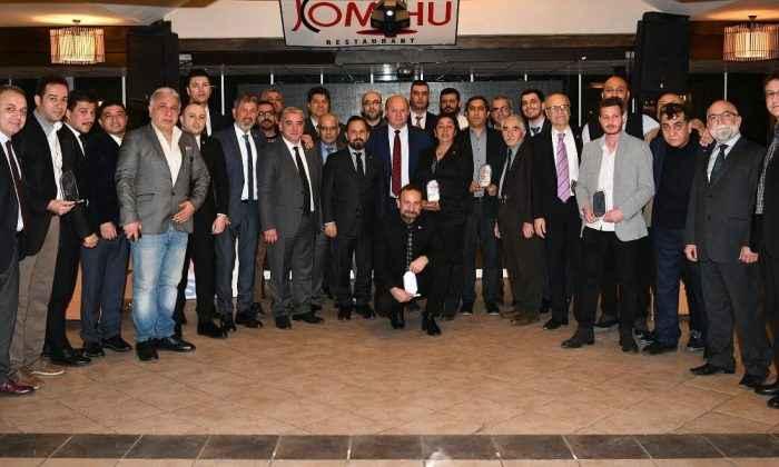 """TSYD Sarıçam Belediyesi """"Spor Başarı Ödülleri"""" sahiplerini buldu"""