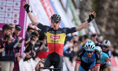 Tour of Antalya'da şampiyon Max Stedman