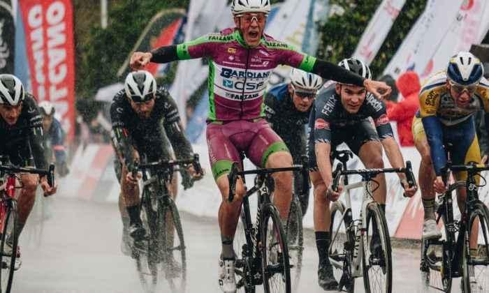 Kemer – Antalya etabını Giovanni Lonardi, kazandı