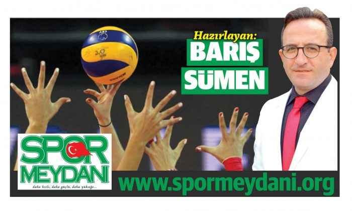 Vakıfbank ve Fenerbahçe liderliği sevdi!