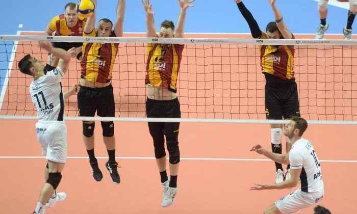 CEV'de Galatasaray rövanş için avantaj sağladı!