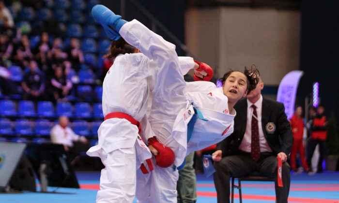 Millilerden Karatede 6 madalya