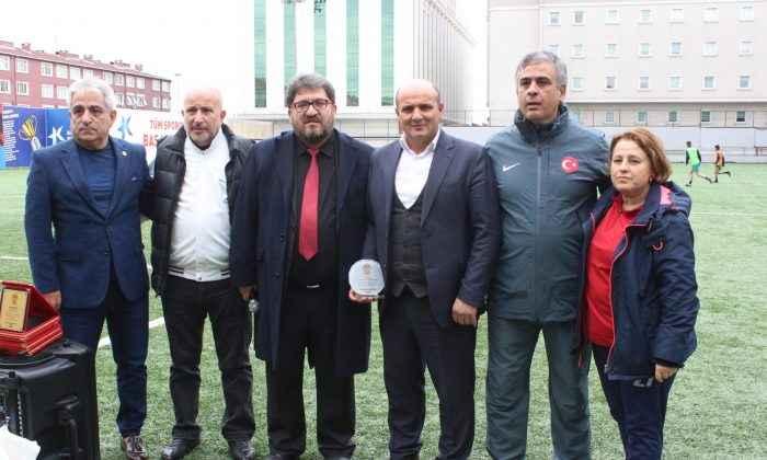 Futbol Antrenörleri Gelişim Semineri yapıldı