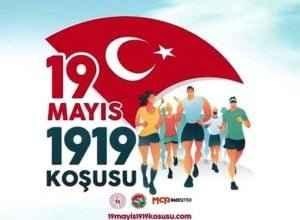 Türkiye 19 Mayıs Anma Koşusu'nda buluşacak