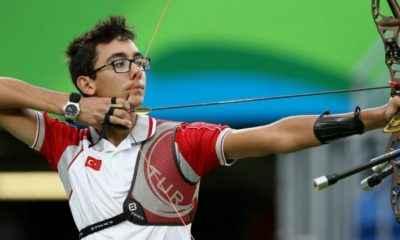 """Mete Gazoz: """"Altın madalya için bir sene daha bekleyeceğim"""""""