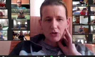 Tamara BoroşETTU Web Kampına konuk oldu