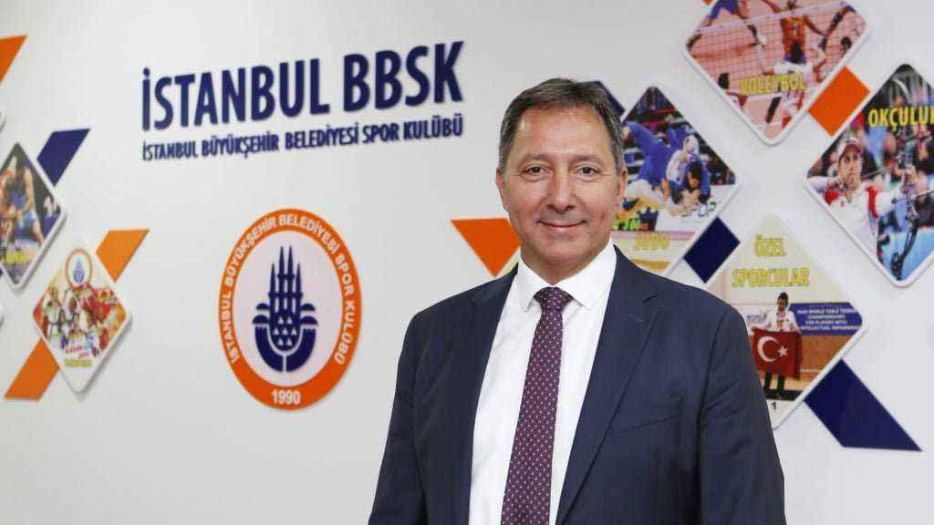 İstanbul BBSK Başkanı Fatih Keleş