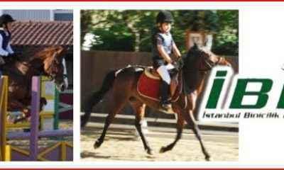 İstanbul Binicilik Kulübü Sporcuları Atlarla Buluştu