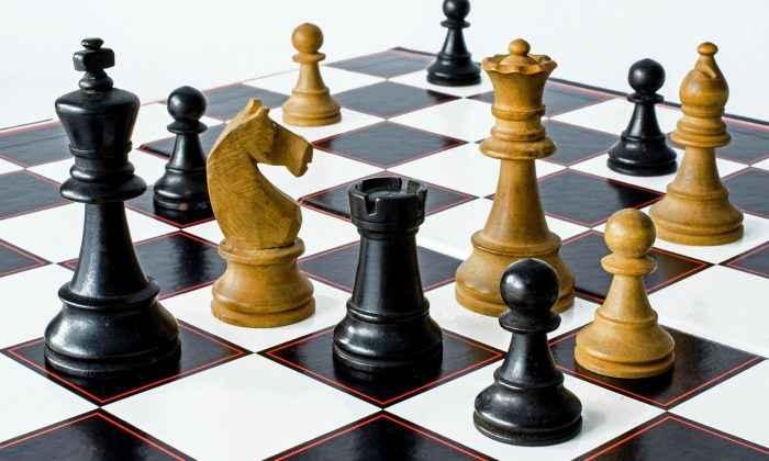 Beylikdüzü'nde satranç vakti