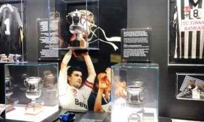 Beşiktaş JK Müzesi Dijital Ortamda Spor Severlerle Buluşuyor