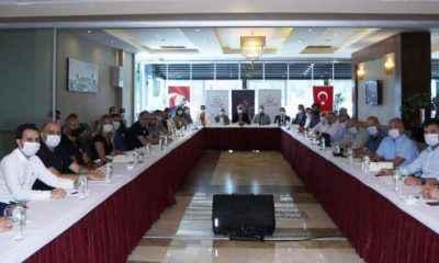 Vestel Venus Sultanlar Ligi'nin değerlendirme toplantısı yapıldı