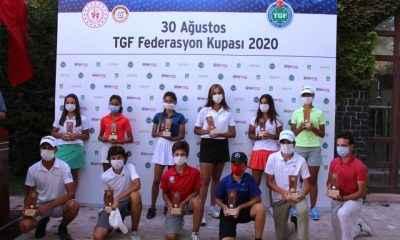 30 Ağustos Federasyon Kupası'nda Birinci Gün Tamamlandı