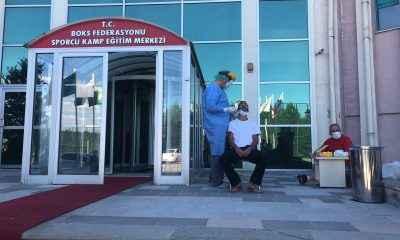 Boks Milli Takımı, Kastamonu'da kampa girdi