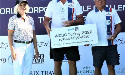 Golf Turnuvası-Türkiye 2020 şampiyonları belli oldu