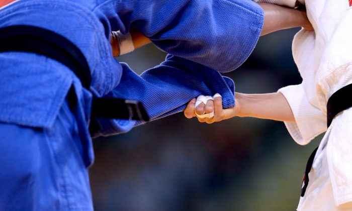 Judo Olimpik Milli Takımı yükseklik kampı için Erzurum'da