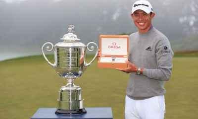 Collin Morikawa PGA Golf şampiyonu oldu!
