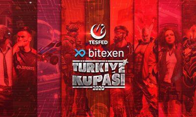 Bitexen TESFED Türkiye Kupası'na ismini verdi