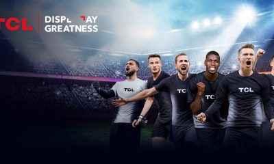 TCL, dünyanın en iyi futbolcularından oluşan marka elçilerini tanıttı