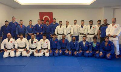 Olimpik Judo Milli Takımlar kampı Antalya'da yapılacak