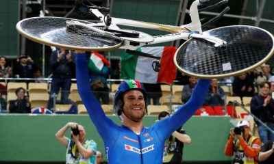 İtalya Turu'nda açılışı Ganna yaptı