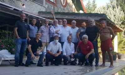 Eski şampiyonlar Bursa'da buluştu
