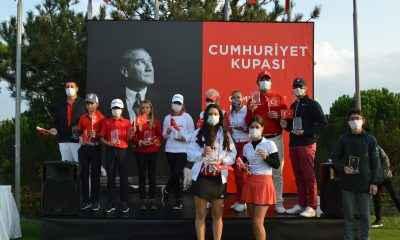 Cumhuriyet Kupası'nda birinci gün müsabakaları tamamlandı