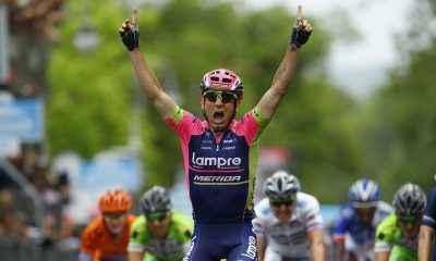 İtalya Turu'nda ikinci etap yine İtalyanların!