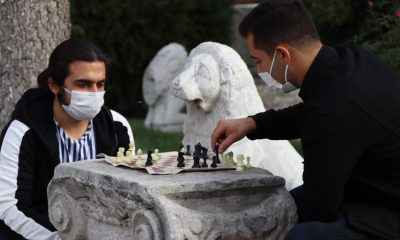 Satranç tarih ile buluşuyor
