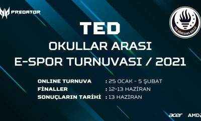 Acer, TED Kolejleri arası E-Spor Turnuvası