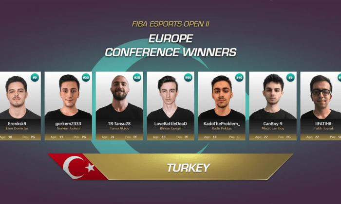 Espor Milli Takımımız, Avrupa şampiyonu