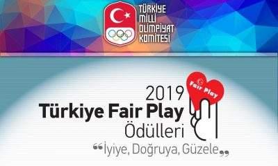 2019 TürkiyeFair PlayÖdülleri'nin sahipleri belli oldu