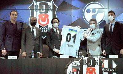 Beşiktaş Aygaz'a yeni sponsor